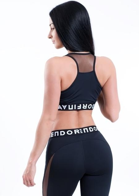 ENDORFINA - CUT CUT BLACK