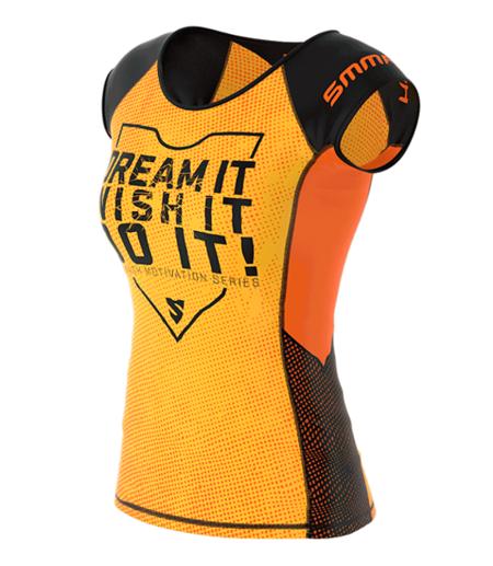 SMMASH - FIT T-SHIRT (DREAM IT)