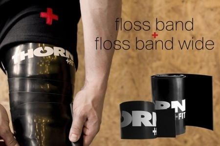 THORN + FIT - TAŚMA WIDE FLOSS BAND