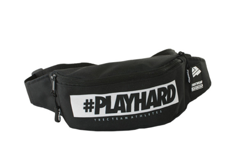 Trec Wear - Bumbag Sport 011 PlayHard Black