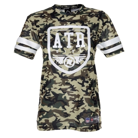 ATR WEAR - Shield Camo American Football Jersey