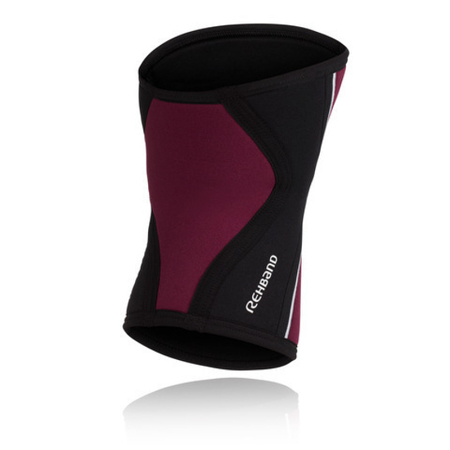 Rehband - stabilizator kolana Rehband 105314 Rx 5 mm bordo
