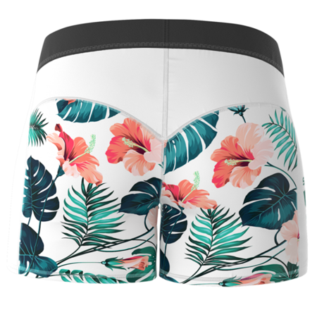 SMMASH - LEGGINSY SHORT L4 HAWAII (PUSH UP)