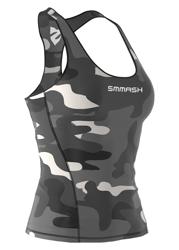 SMMASH - FIT TANK TT CAMO